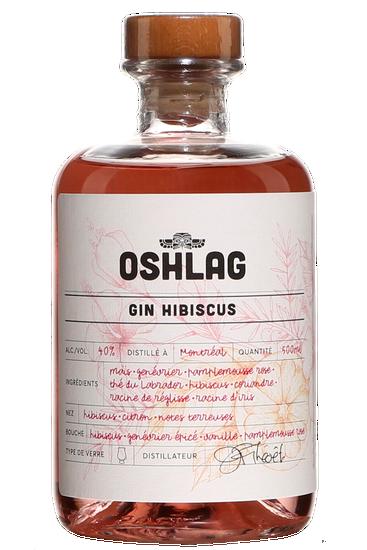 Oshlag Gin Hibiscus