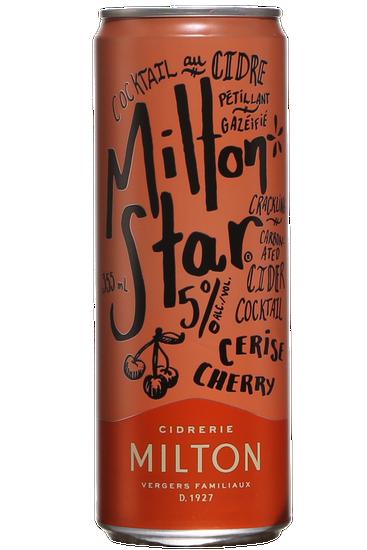 Milton Star Cerise