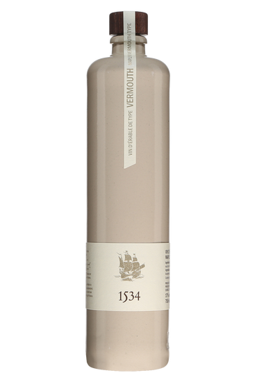 Intermiel 1534 Vin d'Érable de Type Vermouth