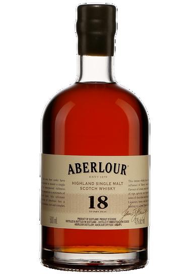 Aberlour 18 ans Highland Scotch Single Malt