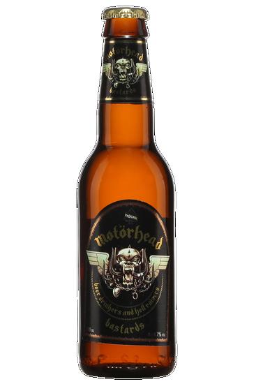 Motörhead Bastards Lager Pilsner Légère