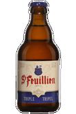 St-Feuillien Triple Bière d'Abbaye Image