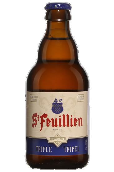 St-Feuillien Triple Bière d'Abbaye