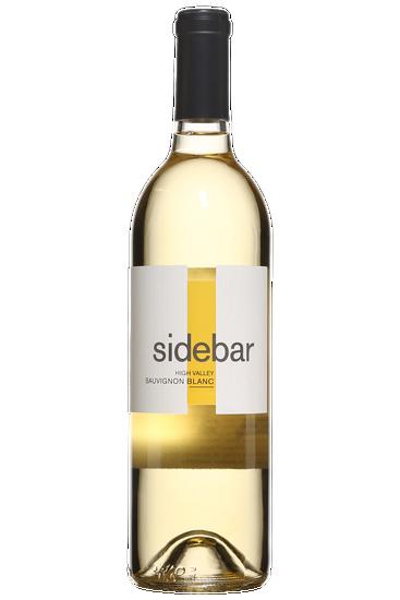 Ramey Sidebar Estate Bottled High Valley Sauvignon Blanc