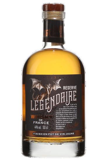 Marcel Cabelier Whisky de France Trésor Légendaire en Fût de Vin Jaune Single Malt