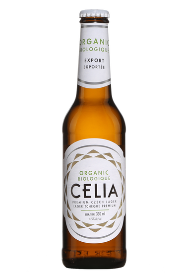 Zatecky Pivovar Celia Organic Pilsner