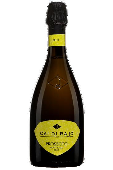 Ca'di Rajo Prosecco Treviso Brut Vin Mousseux