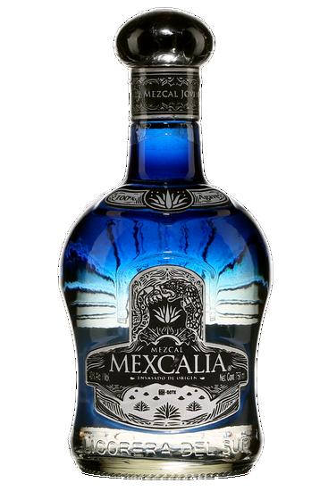 Cartagena Mexcalia Mezcal Joven Silver