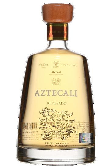 De Jalpa Mezcal Aztecali Reposado