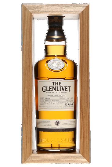 The Glenlivet Single Cask Edition Scotch Whisky Hogshead