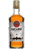 Bacardi Anejo Cuatro 4 Years Old Image