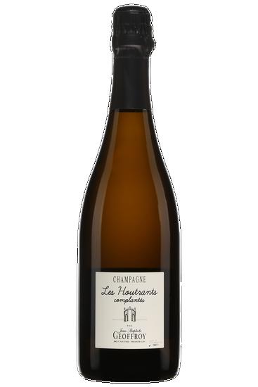 Champagne Geoffroy Les Houtrants Brut Nature Premier Cru