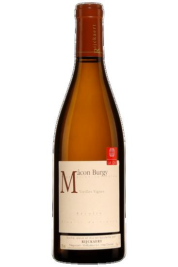 Domaine Rijckaert Mâcon-Burgy Vieilles Vignes