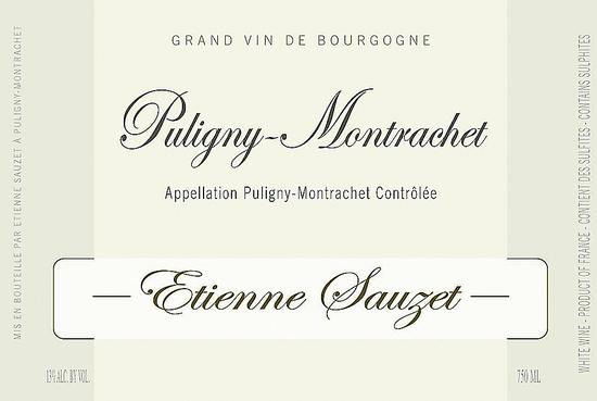 Étienne Sauzet Puligny-Montrachet