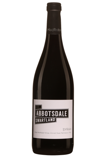 Bryan MacRobert Wines Abbotsdale Shiraz
