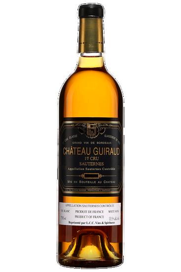 Château Guiraud Premier Grand Cru Classé Sauternes
