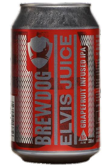 Brew Dog Elvis Juice IPA