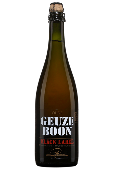 Boon Oude Geuze Black Label Second Édition