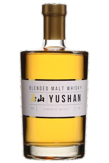 Nantou Distillery Yushan Taiwanese Blended Malt Whisky