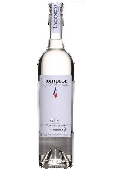 Thompson's Distilled Grape Gin Genièvre