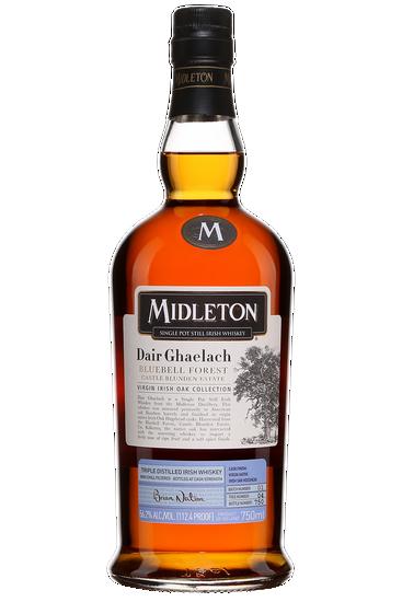 Irish Distillers Single Cask Midleton An Dair Bluebell Forest Pot Still Whisky