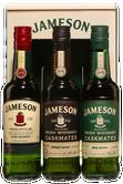 Jameson Irish Whiskey Coffret Cadeau Family Wire Pack (3 x 200 ml) Image