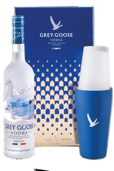 Grey Goose Coffret Cadeau Vodka