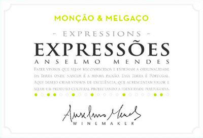 Anselmo Mendes Expressoes Alvarinho