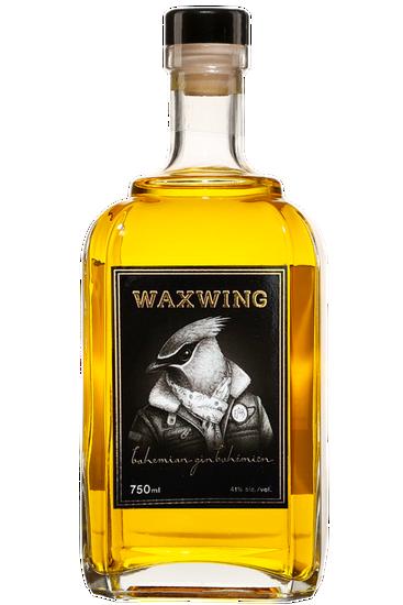 Distillerie Artist in Residence Waxwing Bohemian Gin