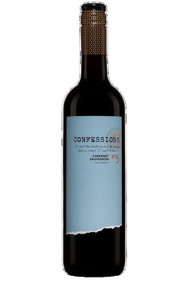 Confessions Cabernet Sauvignon
