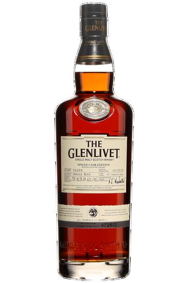 The Glenlivet 14 ans Sherry Butt Single Cask Scotch Single Malt