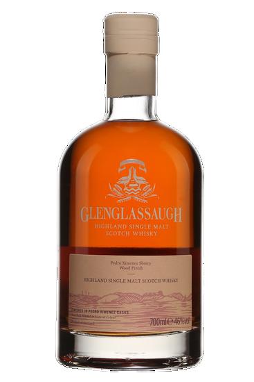 GlenGlassaugh Pedro Ximenez Wood Finish Scotch Single Malt