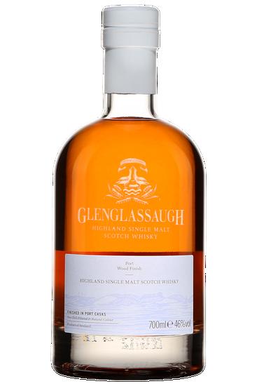 GlenGlassaugh Portwood Finish Scotch Single Malt