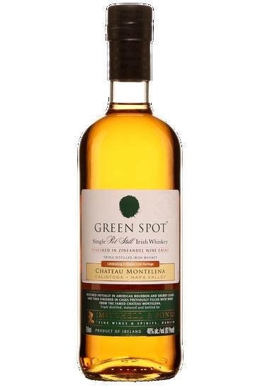 Green Spot Chateau Montelena Pot Still Whisky