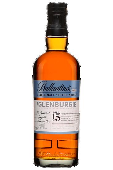 Ballantine's 15 ans The Glenburgie Single Malt