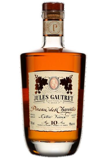 Jules Gautret Pineau Des Charentes Extra Vieux 10 Ans