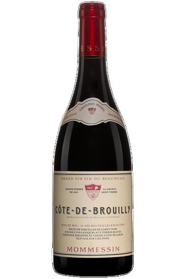 Mommessin Grandes Mises Côte de Brouilly