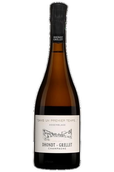 Champagne Dhondt-Grellet Dans un Premier Temps Brut