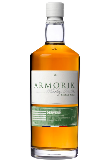 Armorik Breton Dervenn Single Malt