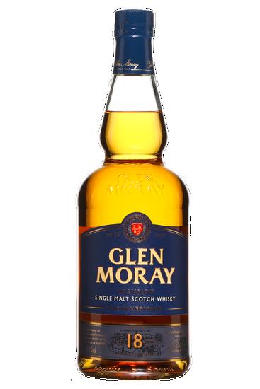 Glen Moray Single Malt Héritage 18 ans