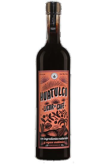Huatulco Licor de Cafe Coffee Liqueur