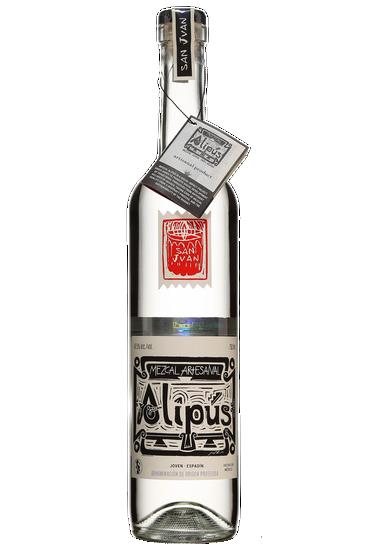 Alipus Mezcal San Juan del Rio 100% Espadin