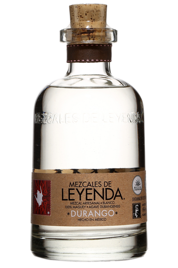 Mezcales de Leyenda Durango
