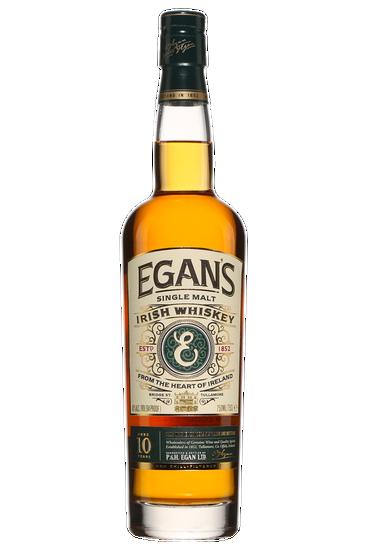 Egans 10yr Single Malt Irish Whisky