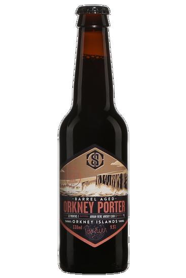 Swannay Orkney Porter Barrel Aged Arran Edition