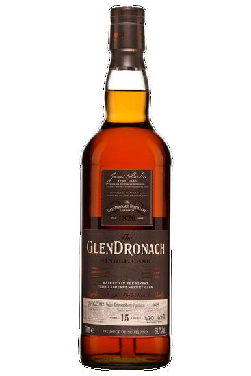 Glendronach, 15 ans 2002 Cask 4648