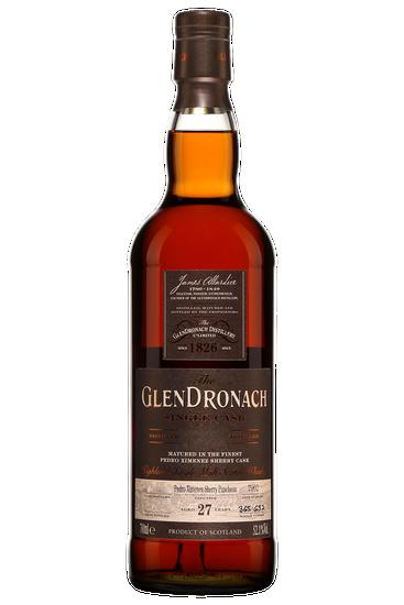Glendronach 27 ans 1990 Cask 7902