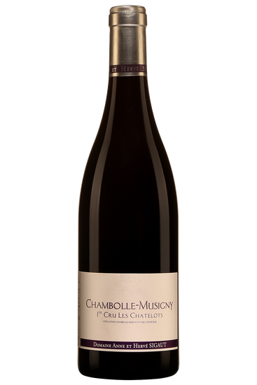 Domaine Anne & Hervé Sigaut Chambolle musigny Premier Cru Les Chatelots