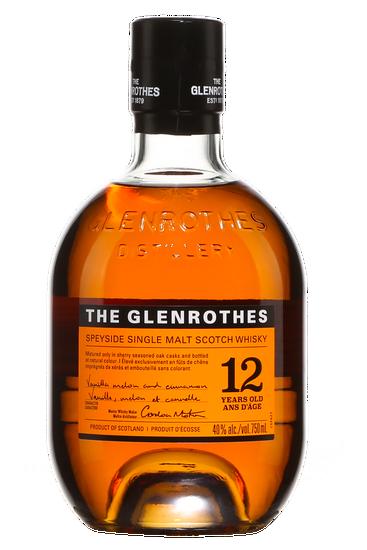 The Glenrothes 12 ans Single Malt