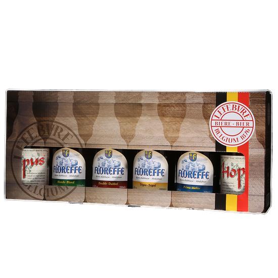 Coffret de Bières Belges Brasserie Lefebvre